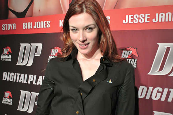 "Beyond her on-camera work, Stoya is a woman of many talents. She's a writer and reportedly dabbles in clothing design. But when it came to her first job, her diversity fell short.""I worked at a Subway for six days,"" she says. ""And on the sixth day, the owner, who was Pakastani, called me into the kitchen, sat me down and said 'Jessica… this is not for you.'"""