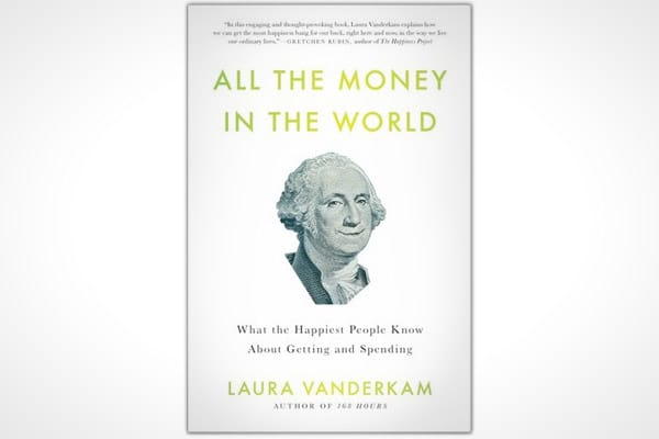 "By Laura VanderkamPages: 272Publisher: Penguin/PortfolioPublication Date: March 2012Price: $25.95What if all those people who told you, ""Money can't buy you happiness"" were wrong?In ""All the Money in the World,"" Vanderkam says money can actually buy you happiness – if you truly understand what really matters.In asking, ""If you had all the money in the world (not literally) but all the money you wanted – what would really change in your life – would you live differently?"" Vanderkam pushes her rea"