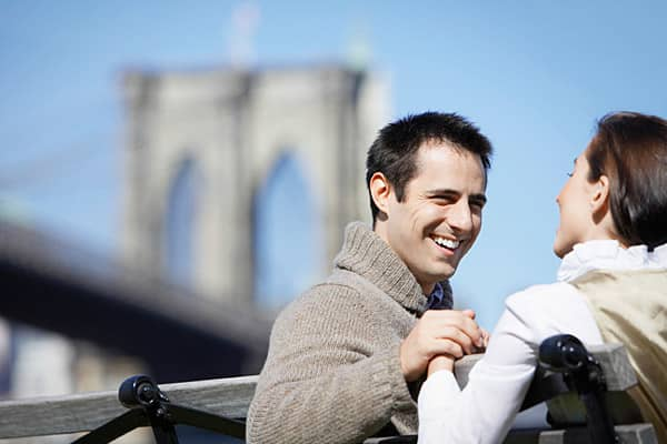 New York's population of more than 8 million -- with transplants from around the world arriving by the minute -- means there is always someone ready to find love online and off. The city tops eHarmony's list for both male and female singles, from ages 18 to 80.Best of all, with the Empire State Building, Central Park and Times Square as a backdrop, New York City has no shortage for romantic, movie-scene-ready dates.Tom Hanks and Meg Ryan, after all, found each other at the top of the Empire Stat