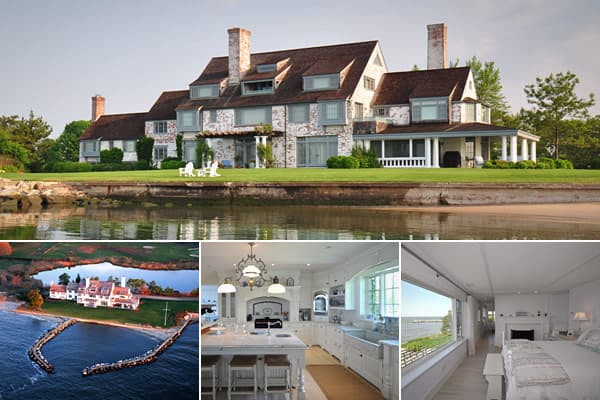 """Location: Fenwick, Old Saybrook, Conn.Price: $28 millionBedrooms: 6Bathrooms: 8Square Footage: N/AWhip-smart, independent and possessed of a devil-may-care sense of fun, Kate Hepburn was unconventional for her era and remains a model for many sassy heroines today. She co-starred with Spencer Tracey in romantic comedies like """"Desk Set,"""" """"Adam's Rib"""" and """"Pat and Mike,"""" and carried on a longtime love affair with him off-screen. So for those who like their ladies fiery with upper-class enunciatio"""