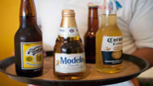 Grupo Modelo Beers