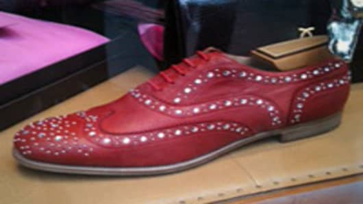 Church Red Shoe