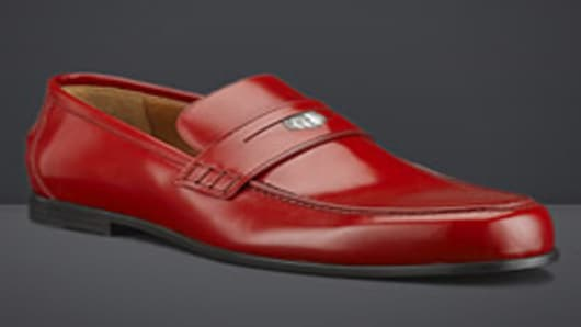 Jimmy Choo Red shoe