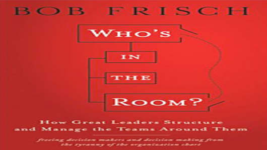 Who's in the Room? - Bob Frisch