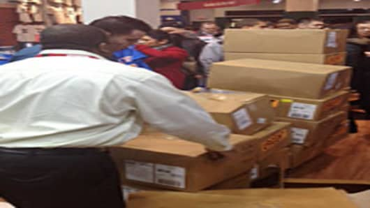 Jeremy Lin Merchandise Boxes