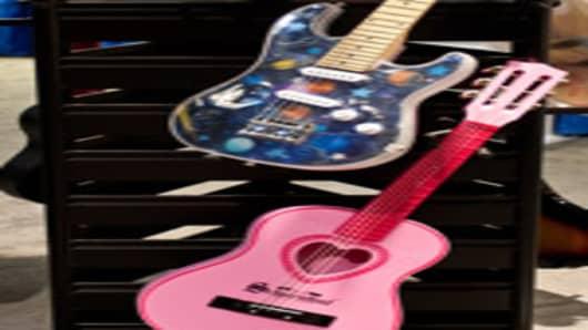 Schoehut Guitars