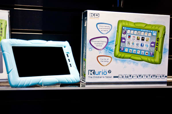 Manufacturer: TechnosourcePrice: $199Available: Fall 2012Parents have long known there is a need to police their children on the Internet, but what should you do about your iPhone or iPad? Not only do the same dangers exist, apps present new risks, including the chance for your child to ring up big bills by making purchases within the apps they are using.TechnoSource has developed an affordable Android-based tablet which allows parents to set up as many as eight distinct profiles and customize p