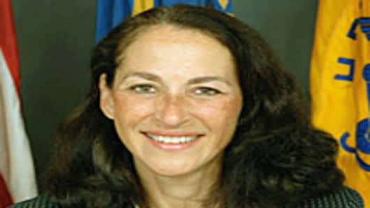 Margaret Hamburg, MD and Commissioner of FDA