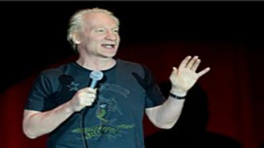 Bill Maher Performs At The Orleans In Las Vegas