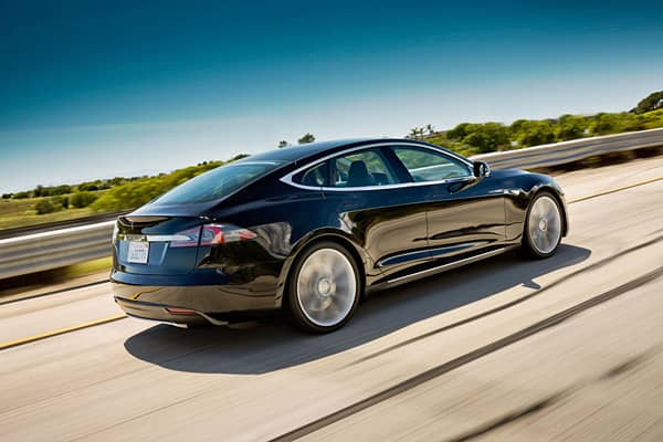 Base Price: $97,900Range: 300 miles        0 to 60: 4.4 secondsTop Speed: 125 MPHWith three electric models on the market, at this point Tesla is a decorated old veteran. The S luxury four-door cars, pictured here, are built in California, 2012 models go into production this summer. The run of 5,000 is sold out, and of that number, the first 1,000 of S models are the upgraded limited edition Signature with leather interiors, special color options, and enhanced performance (pictured here).