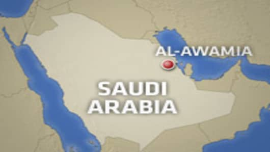 Al-Awamia, Saudi Arabia