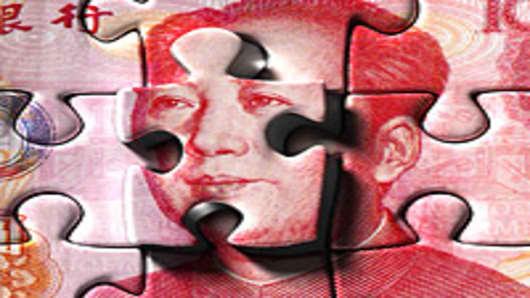 China Banknote Jigsaw Puzzle