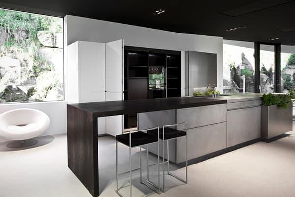 gallery of concrete kitchen island with concrete kitchen island