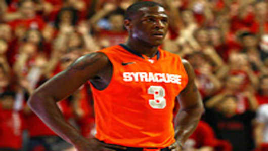 Dion Waiters #3 of the Syracuse Orange