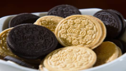 Kraft Foods Inc. Oreo cookies