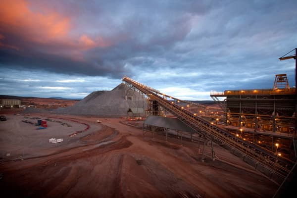 Location: Boddington, Australia Gold Production In 2011: 741,000 oz Active Miners: Newmont Mining Mining Operations: Open pit