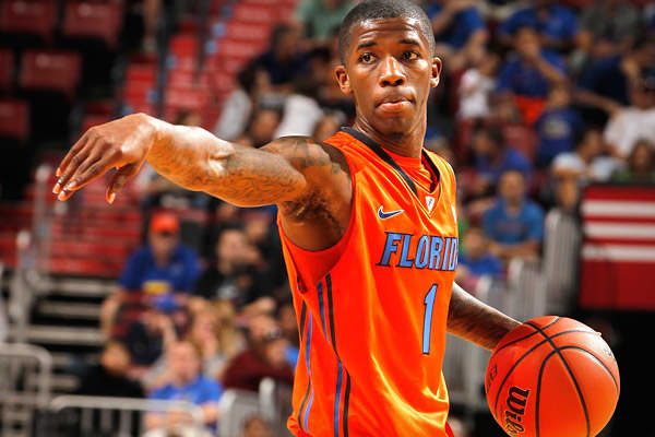 The junior guard is the go-to-guy for the Gators. He has been averaging 16.3 points per game this season. Boynton is the only player on this list whose team is not ranked in the top 10.