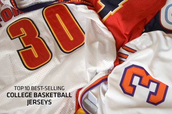 The NCAA makes it a taboo subject because players don't get paid royalties for their jerseys. Their excuse? The players' names are not on the back. But every year, schools give manufacturers specific numbers that correlate to the best players on their team. So we went to the folks at Fanatics, the leading retailer of college merchandise online, and asked them what schools with what numbers sold best this year.