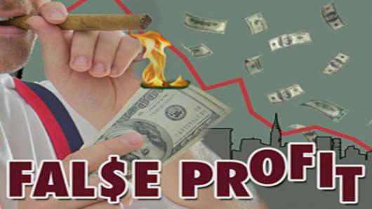 False Profit, Dan Abrams & Josh Zepps