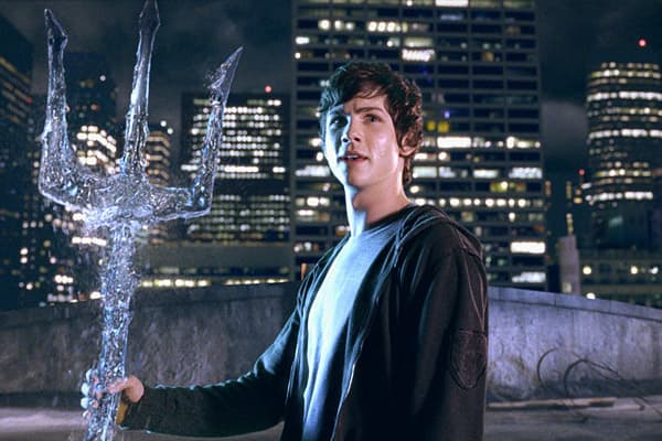 "Domestic gross: $89 millionAdjusted for Inflation (2012): $93 million""Percy Jackson & The Olympians: The Lightning Thief"" is a 2010 movie based on the 2005 book ""The Lightning Thief."" The book is one of a series of five stories about a modern-day teenager who discovers that he's the demigod son of Poseidon, the ancient Greek sea deity.The movie was directed by Chris Columbus, who helmed three of the ""Harry Potter"" films, and many critics compared it unfavorably to that franchise. U.S. audiences"