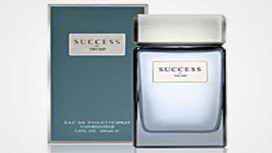 Success fragrance by Trump