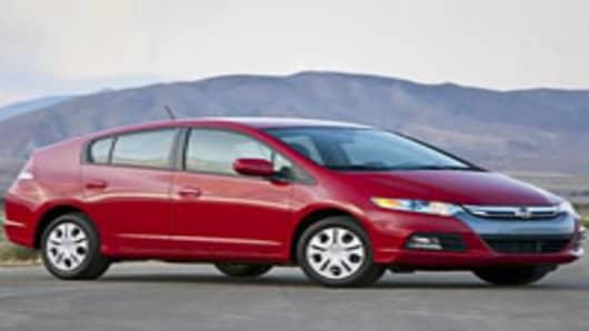 2012 Honda Insight