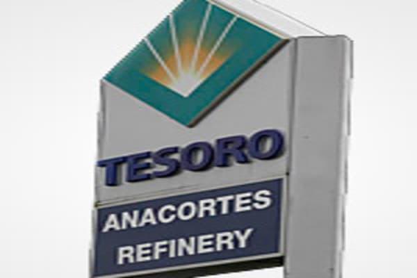 Tesoro Refinery, Anacortes, WA