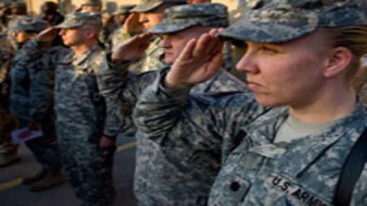 U.S. Veterans, Afghanistan