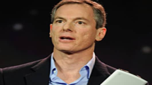 Qualcomm CEO, Paul Jacobs