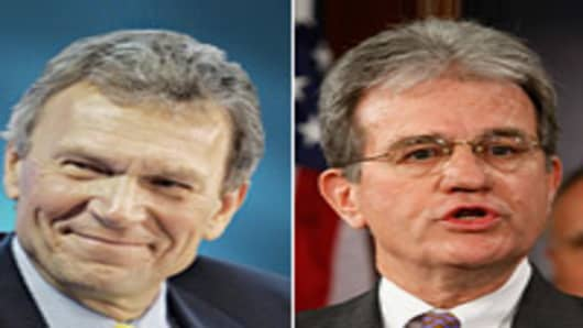 Tom Daschle and Tom Coburn