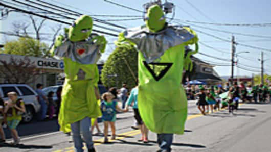 UFO Festival and Parade, Pine Bush NY
