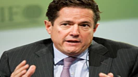 """James """"Jes"""" Staley, chief executive officer of JPMorgan Chase & Co."""