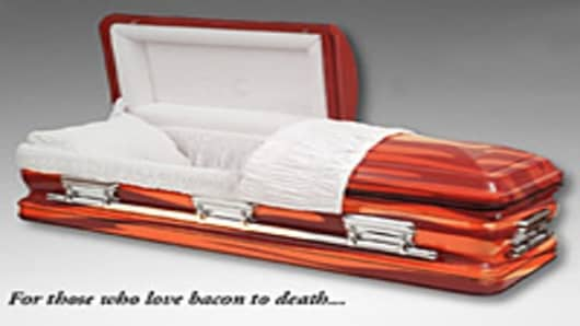 Bacon Coffin