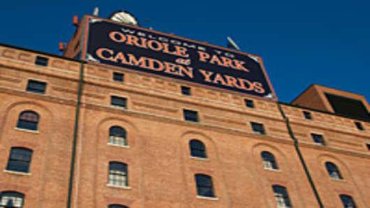 Camden Yards, Baltimore, Maryland