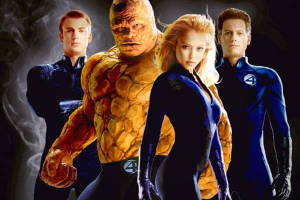 Total box office gross: $325.1 million Another Marvel Comics creation by Stan Lee and Jack Kirby, the Fantastic Four premiered with its eponymous November 1961 issue. Fantastic Four (2005): $180.3 million Fantastic Four: Silver Surfer (2007): $144.8 million
