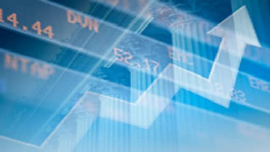 Market uptick