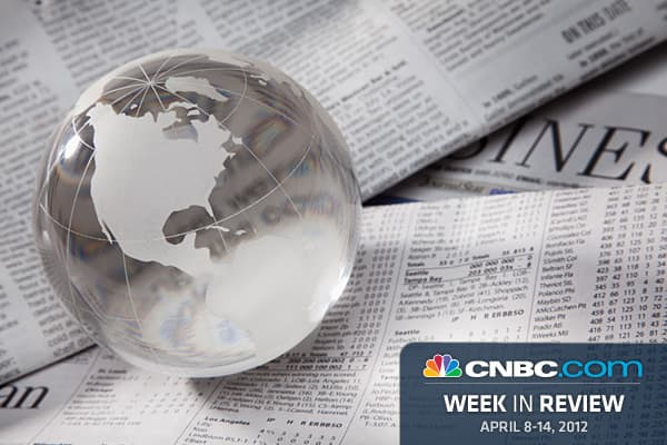 It was a news-filled week for the markets and the business the world in general; major deals, wild gyrations, price slides and some major worries. But some fun things happened too. Click ahead to see what we believe are the more significant events of the past week.