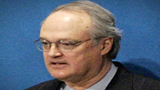 Marshall N. Carter, Chairman of the Board of Directors of the NYSE