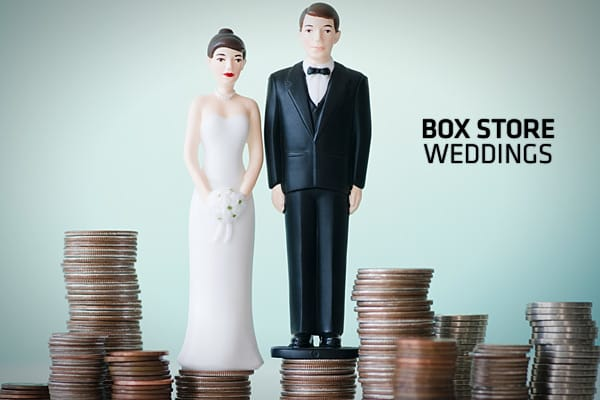 Despite tough economy, American couples still managed to spend, on average, slightly more than $25,000 on their weddings last year. And when every dollar counts, many turn to warehouse membership clubs to stretch their wedding budget to help bring their dream day to life. You may be surprised how many wedding-related items are offered at warehouse stores around the country. There are flowers, wedding rings, outdoor equipment, food and baked goods, alcohol and table linens, all to help make your