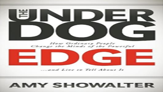 The Underdog Edge by Amy Showalter