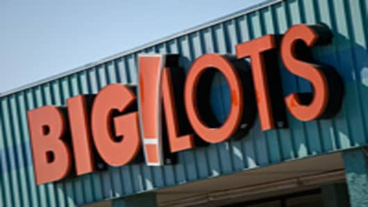 Big Lots store in Clifton, New Jersey.
