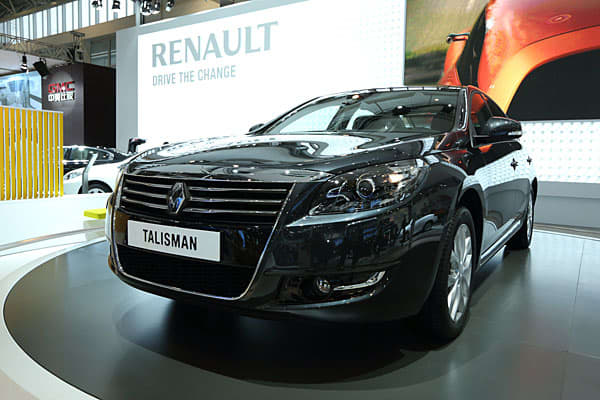 French carmaker Renault unveiled the Talisman, a car based on the the SM7 model manufactured by its South Korean unit, Renault Samsung. The company hopes to export the sedan to China from the middle of the year.The carmaker has plans to increase its dealership presence in China from 80 last year to 170 in 2014.Renault has also signed a framework agreement with its local partner Dongfeng to produce more cars in China. The joint production plans include electric car and SUV models.