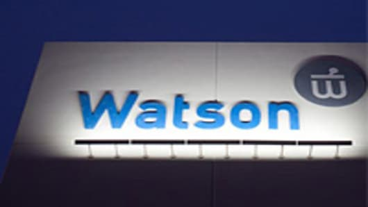 Analysts Get Hooked On Watson After Actavis Deal