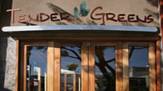 Tender Greens in Culver City