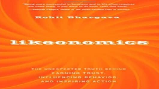 Likenomics by Rohit Bhargava