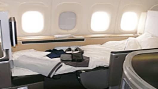 Lufthansa 747-8 Sleeper