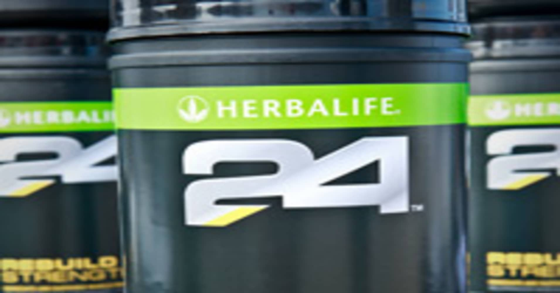Reasons To Worry About Herbalife Greenberg