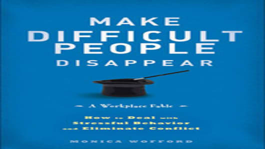 Making Difficult People Disappear by Monica Wofford