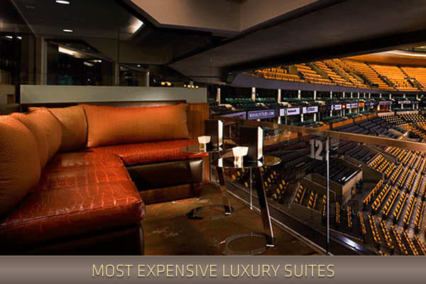 "There are two main ways to get a luxury suite, explains Scott Spencer, president of . The first is to lease one, which is a considerable commitment of time and money. ""On the extreme side, the Dallas Cowboys require a 20-year lease agreement for those who want to become suiteholders.  The New York Yankees and Madison Square Garden don't require as long a commitment, but they have some of the steepest prices in the industry - some suites at Yankee Stadium go for over $800,000 per year and the ver"