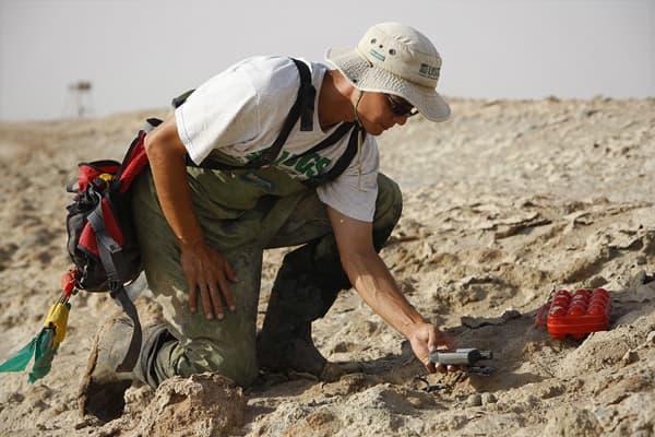 geological engineer